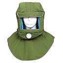 Verde del ejército Protección Sand Casco de Trabajo