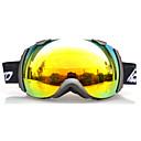 BASTO Snow googgles Gray Frame Amarillo Sensor Lente Espejo