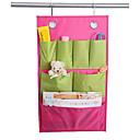 Caramelo rosado lindo y Mixto Verde Bolsa Hogar Suspendiendo Almacenamiento