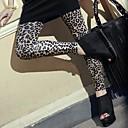Womens Fashion Leopard Print Pattern Legging