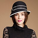 Gorgeous Wool Ladies Party/ Outdoor/ Wedding HatS With Bowknot