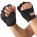 Ciclismo Gimnasio medio dedo guantes Sport - Tamaño libre