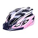 FJQXZ EPS  PC Pink Integralmente moldeado Casco de Ciclista (18 Vents)