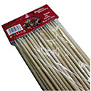 Grill de bambú Pinchos, W4cm x L30cm x H2cm