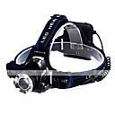 K13 Adjustable Focus 3-Mode 1xCree XM-L T6 Waterproof Headlamps(4xAA,1200LM)Black