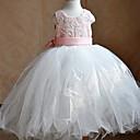 dancewear ballet del tutú del cordón bastante tul partida de baile y fiesta de los niños se visten más colores