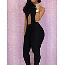 Atractivo de las mujeres del halter Backless Buzos