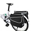 Ciclismo de alta resistencia de tela impermeable a prueba de lluvia antidesgaste de gran capacidad Bike Back Shelf Bolsa