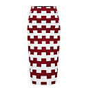 cd-contrast-color-check-bodycon-skirtred-h0921