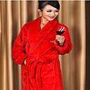 Albornoz, de alta clase de la mujer Rose decorativo Collar Garment Espesar