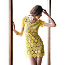 TS Simplicity Floral Sheath Dress
