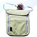 4882 viajes de camping Pasaporte Cuello Stash bolsa de la carpeta de Seguridad-Light Gray