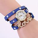 Koshi 2014 Amor Diamonade 3 reloj redondo de la Mujer (Royal Blue)
