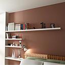 Agrandar el minimalismo clásico Línea sólida pared en forma Montado Estante de almacenamiento
