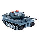 Huanqi 518 Luz y Efectos de Sonido RC tanque de batalla
