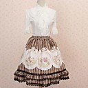 Candy Rabbit Party Lolita Princess Kawaii Skirt Classy Lovely Made Cosplay