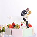 adorno de torta - un beso