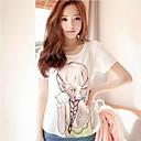 Womens Summer Fashion Beauty T-Shirts