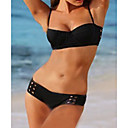 Mujeres Mannisilin Cut Out Jammer Bikinis