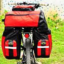 FJQXZ Poliéster 600D 70L de gran capacidad impermeable Red Bike / bolso de la bicicleta