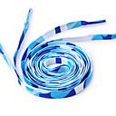1 par 2014 Copa del Mundo Azul cordones (120 cm)