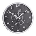 """14 """"H Manzana joyería del estilo del reloj de pared"""