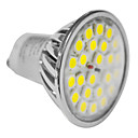 5W GU10-24SMD LED de luz con 24 LEDs