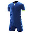 ropa de entrenamiento del fútbol de los hombres (azul y Italia)