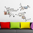 Still Life Romantic Photo Decoration Wall Stickers