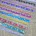 9 Color de Lucky Star Materiales Origami (45 Páginas)