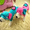 2 colores linda Velvet Elephone capucha para perros mascotas