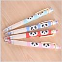 0.5mm Panda Patrón automática Lápiz (color al azar)