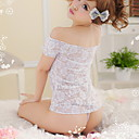 womens-alluring-lace-see-through-strapless-baby-dolls-sexy-lingerie