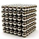 216 Bola colorida NdFeB magnética Cube Buckyball Diámetro 3 mm color al azar