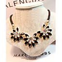 Ovish Women'S Holiday Sunflower Vintage Short Necklace