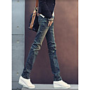 Womens Vintage Slim Skinny Jeans