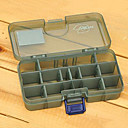 138  77  31MM Caja de Pesca Verde del ejército caja de trastos