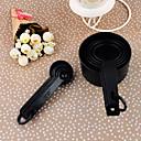 10pcs/set Kitchen Ware cucharas de medir la taza de café de la Panificación Food Cooking Scoop