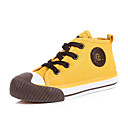 Canvas Childrens Flat Heel Comfort Fashion Sneakers with Lace-up and Zipper Shoes(More Colors)