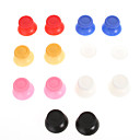 14pcs Controller PS4 Cap Rocker colorida