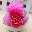 Girls Fashionable  Rose Hat Clip(2pcs)