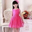 Momlook Girls Fashion Lovely Princess Summer Organza Dresses