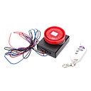 Motor eléctrico de inducción de alarma, con Long Distance Control Remoto
