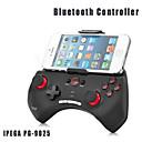 Controlador de alta calidad sin hilos de Bluetooth para la PC del juego (Negro)