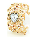 reloj pulsera de aleación de la vendimia mujeres Tomono (oro)