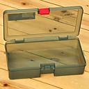 210  118  45MM Caja de Pesca Verde del ejército caja de trastos