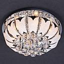 2 Way Noble Crystal LED luz de techo 16 Luz