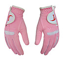 Micro Fibra Guantes de tela transpirable Pink Golf femenino TTYGJ - 1 par
