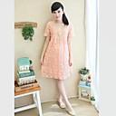 2colors-high-waist-lace-maternity-dress-plus-size-pregnant-dresses-necklace