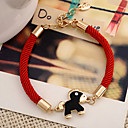 LAIQI Little Horse Red Rope Bracelet